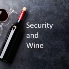 security & wine