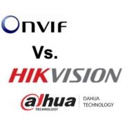 Onvif vs Hikvision